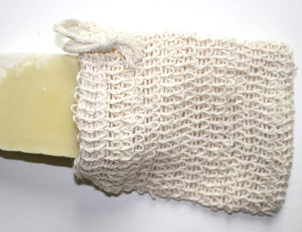 Mini gant écologique exfolliant
